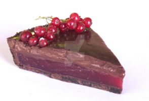 Red Currant Tart 1 by neongeisha