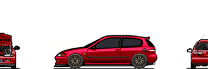 Views of the R33 for the New Hillclimb? Pixel_eg_hatch_____bored_by_calebws