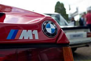 BMW M1, detail by FurLined