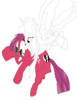 Make Ship misantro pony And Fallen work 1 by daylover1313