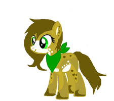My new OC! (she is now known as Maple Kisses!) by XxGinger-The-StarxX