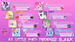 Mlp Comparison by Chipettes33