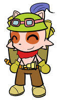 Teemo by 00freeze00