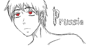 Prussia Tablet Practice by Zaraki333
