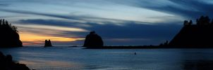 Washington's La Push by randylavorante