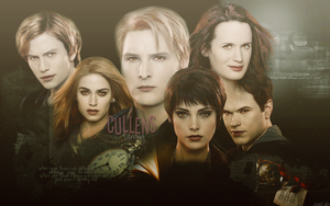 The Cullen's by alice-castiel