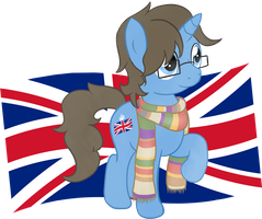 Union Jack by CaptainBritish