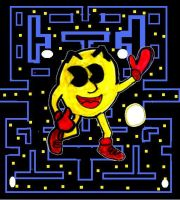 Pac-Man by SonicClone