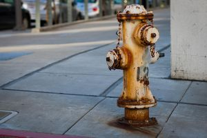 Fire Hydrant by mairlin