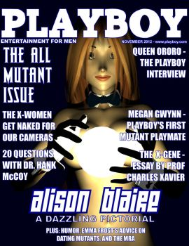 Playboy - The X-Issue by Sailmaster-Seion