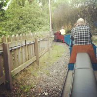 Miniature Railway Ride 3 (RAILFEST 2012) by AferVentus