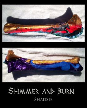 Shimmer and Burn by Shadsie