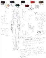 Jin Redesigned Naruto OC by YouAskMeFirst2