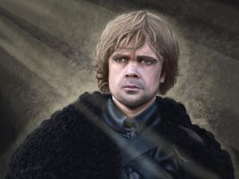 Tyrion Lannister by asia1573