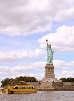 Statue Of Liberty by JohnnyNiffer