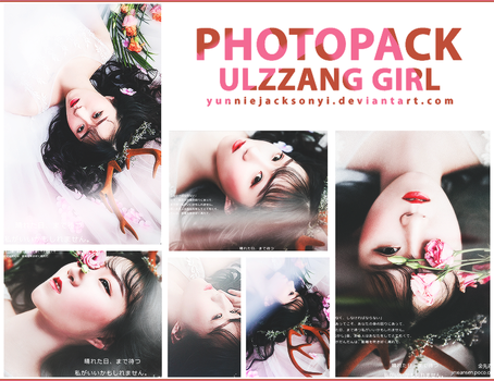 [Photopack #115] Ulzzang Girl by yunniejacksonyi