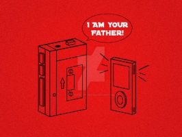 I am your father! by ExtremeJuvenile