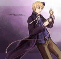 APH: cardverse England by deathbybroccoli