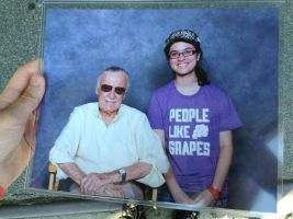 Stan Lee and Me by Koragg1