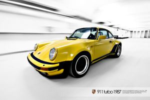 911 turbo 1987 a by rd4play