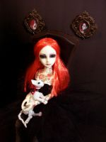 alice and kitty by Dollysmith