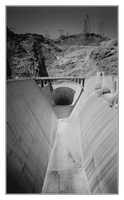 Hoover Dam - 02 - The Drain by michaeltoe