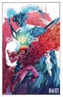 DEMON KINGS POSTER (promotional) by theCEOofDEATH