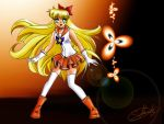Sailor Venus by Adelfa3