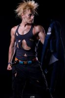 Leon Chiro as Future Trunks SSJ by Aleke PH by LeonChiroCosplayArt