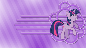 Twilight Sparkle Wallpaper 2 by piranhaplant1