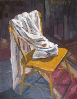 Chair and Towel by IanBaggley