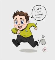 Run Chibi Chekov by Luthie13