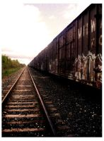 Box cars 02 by ScribalWriter