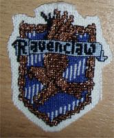 Embroidery: Ravenclaw by Ronjaliek
