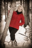 Pretty in Red II by PascalsPhotography