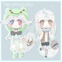 //For future auction : Terumasuku [EXTRAS] by LostSoup
