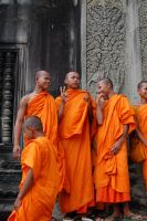 Monks by tr3ocrue