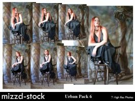 Urban Pack 6 by mizzd-stock