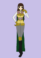 WAEAHS: Wing's Thief Outfit by angelthewingedcat