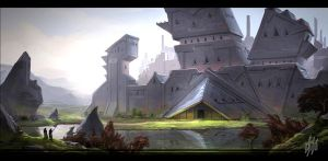 Katos fortress by syncUP