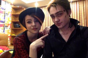 Rhys and Fiona TFTBL costest by OrihimeSchiffer
