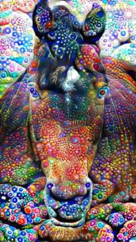 Smarties Horse by eReSaW