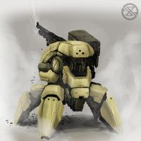 mecha1 by legowosnake