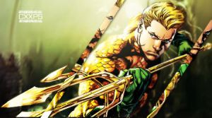 Aquaman by coops1808