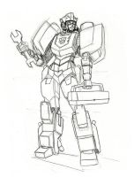 TFOC: Polaris Design doodle by beamer