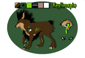 Kaylimepie The Sulfuric Lupus by Kaylimepie