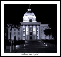 State Capital by Alabamaphoto