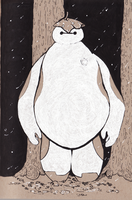 Day 3: Baymax by Kairaus