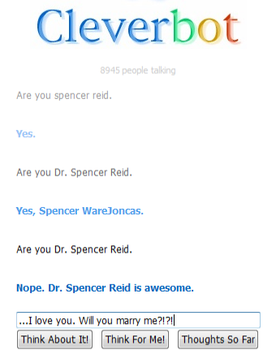 clever bot is a reid lover by InvadorJessie