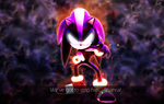 Darkspine Sonic by Fentonxd